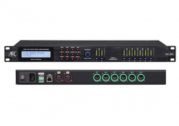 AC-260 2in 6out Digital Audio Processor